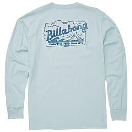 Billabong Men's Free Long Sleeve Shirt