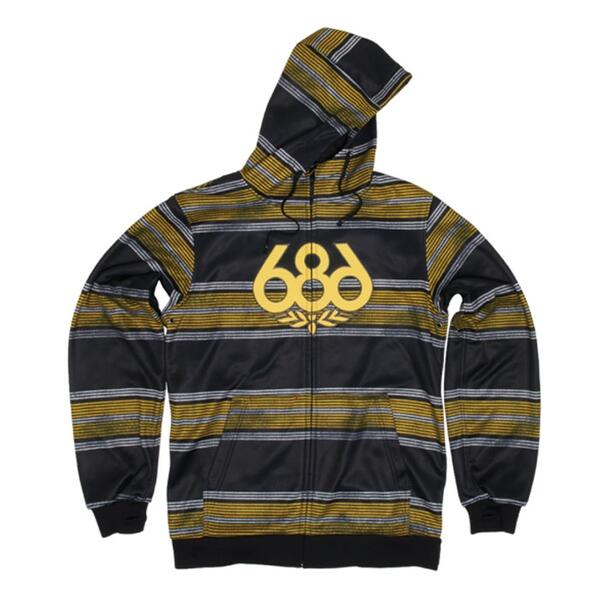 686 Men's Airflight Advantage Bonded Fleece Hood