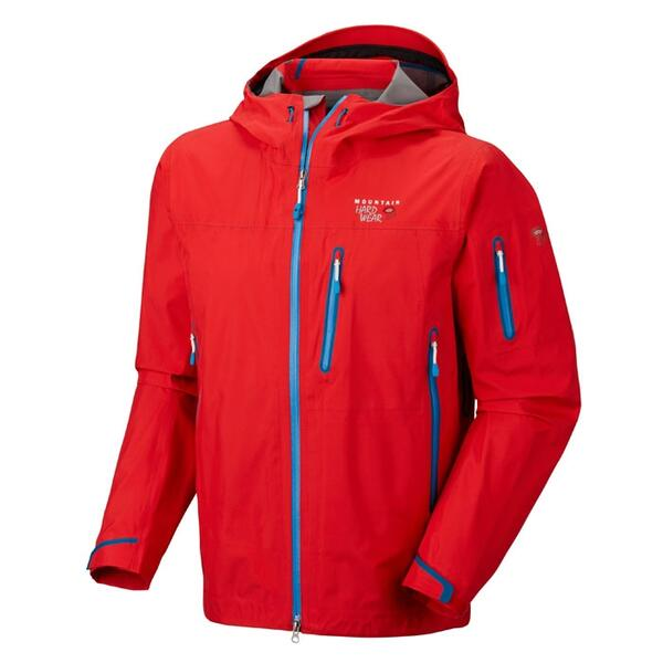 Mountain Hardwear Men's Jovian Rain Jacket
