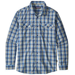 Patagonia Men's Long Sleeved High Moss Shirt