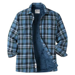 Mountain Khakis Men's Christopher Fleece Lined Flannel Shirt