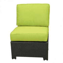 North Cape Cabo Collection Sectional Middle Chair Frame