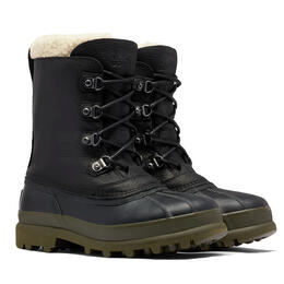 Sorel Men's Caribou Waterproof Stack Boots