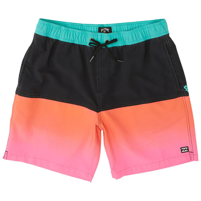 Billabong Men's Fifty50 Layback Boardshorts