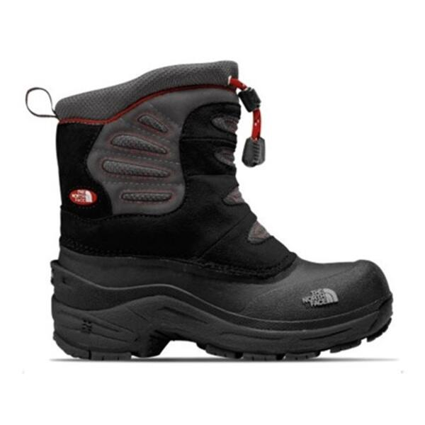 The North Face Boy's Snow Plough Pull-On Boots