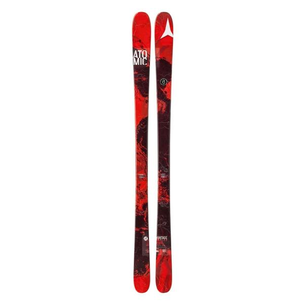 Atomic Men's Vantage Rival All Mountain Skis '15 - Flat