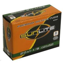 Sunlite Tube PV 20x1-1/8 Bicycle Tube