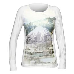 Hot Chillys Women's MTF4000 Fiesta! Base Layer Top