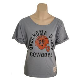 Original Retro Brand Women's Osu Relaxed Dolman