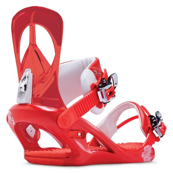 K2 Women's Yeah Yeah Snowboard Bindings '14