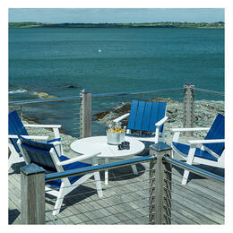Seaside Casual MAD 5-Piece Chat Dining Set