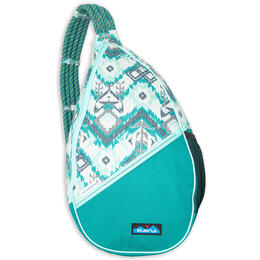 KAVU Women's Paxton Pack Glacier Ikat Backpack