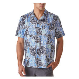 Patagonia Men's Stretch Planing Hybrid Short Sleeve Shirt