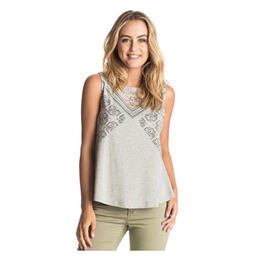 Roxy Women's Aztec Rider Tex Mex Tank Top