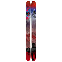 Liberty Skis Men's Schuster Pro All Mountain Skis '18 - FLAT
