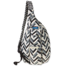 KAVU Women's Rope Pack Stone Parquet Backpack