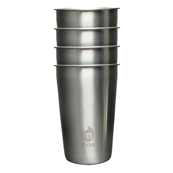 Mizu Party Stainless Steel Cup Set