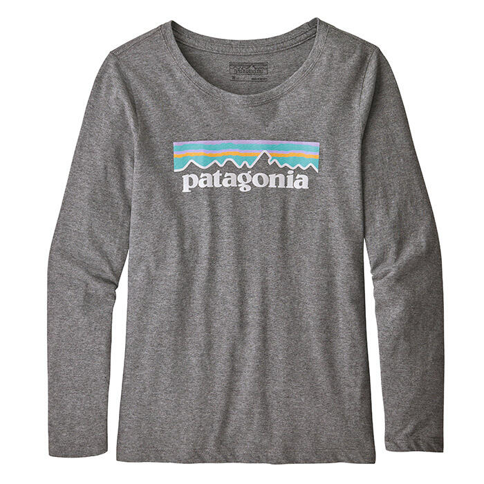 Patagonia Girl's Long-sleeved Pastel P-6 Gr