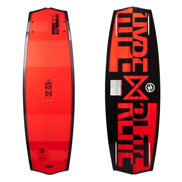 Hyperlite Men's Marek Wakeboard with Team CT Bindings '15