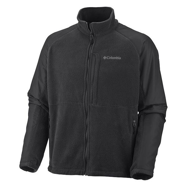 Columbia Sportswear Men's Ten Trail III Fleece Jacket