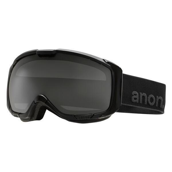 Anon Men's M1 Goggles with Silver Solex Lens