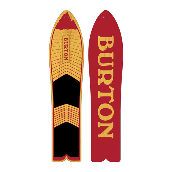Burton Throwback Snowboard '17