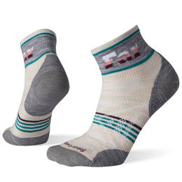 Smartwool Women's PhD® Outdoor Ultra Light Pattern Mini Socks