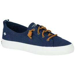 Sperry Women's Crest Vibe Linen Casual Shoes