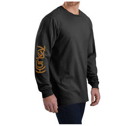 Hurley Men's Carhartt Long Sleeve T Shirt