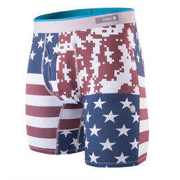 Stance Men's Digi Camo Flag Boxer Briefs