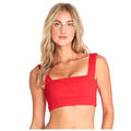 Billabong Women's Sunny Rib Square Neck Bik