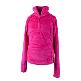 Obermeyer Girl's Furry Active Fleece Top