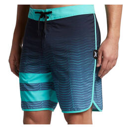 Hurley Men's Phantom Block Party Hyperweave Speed 18