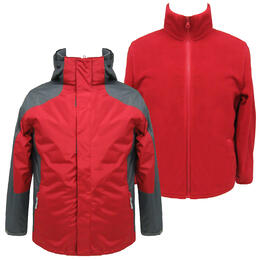 Marqt Men's 3 In 1 System Jacket