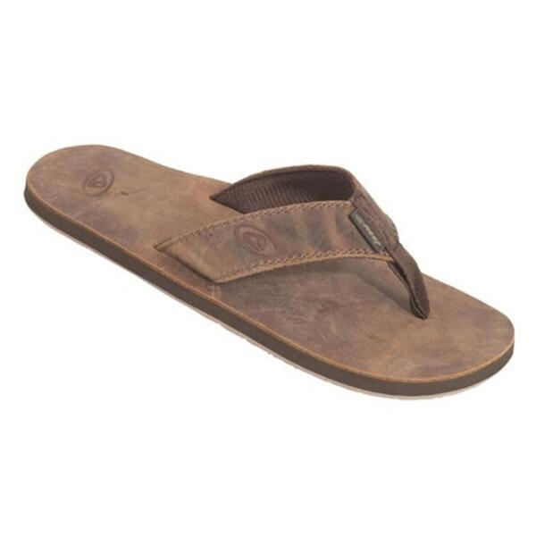 Reef Men's Leather Smoothy Sandals