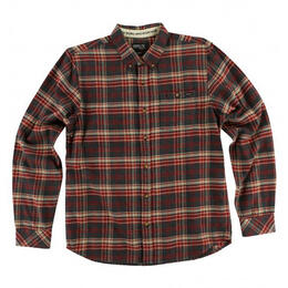 O'Neill Men's Redmond Long Sleeve Flannel S