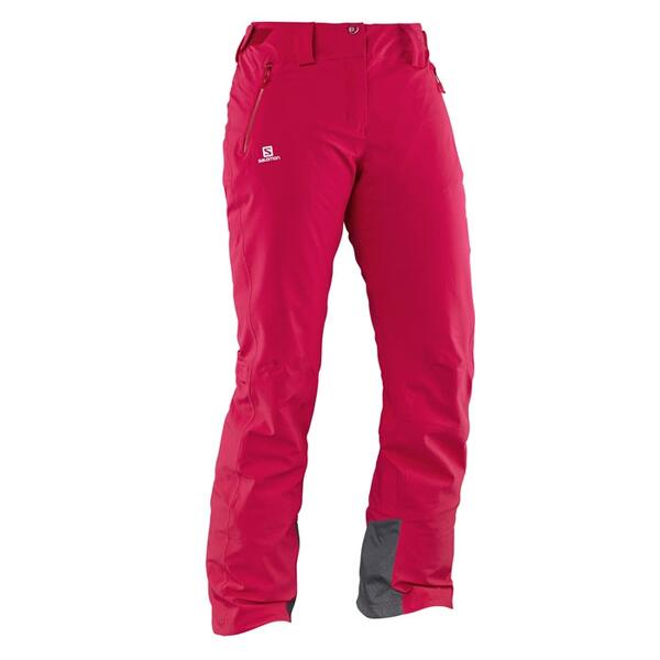 Salomon Women's Iceglory Insulated Ski Pants