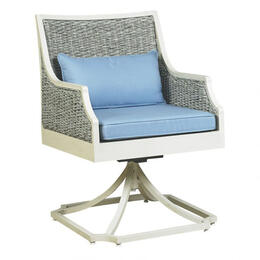Libby Langdon Mooring Collection Swivel Dining Chair