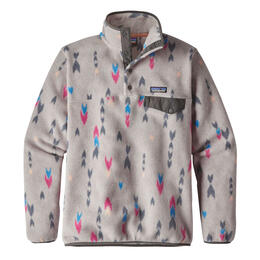 Patagonia Women's Synchilla Snap-T Pullover - Wish Tails Big