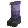 Columbia Youth Powderbug Plus II Winter Boots Purple