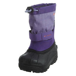 Columbia Youth Powderbug Plus II Snow Boots
