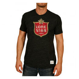 Original Retro Brand Men's Lone Star Short Sleeve T Shirt