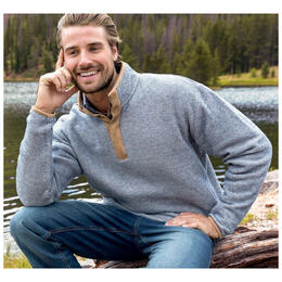 Southern Marsh Men's Junction Knit Pullover Top