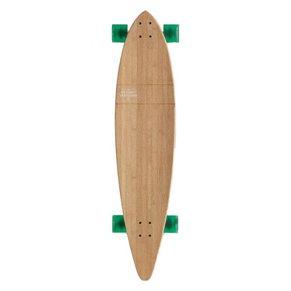 Goldcoast The Classic Bamboo Complete Longboard