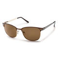 Smith Women's Causeway Lifestyle Sunglasses Brown