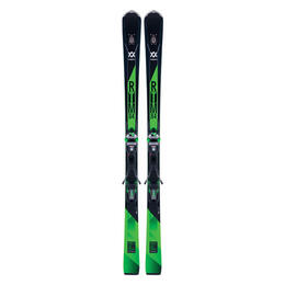 Volkl Men's RTM 84 Frontside Skis with WideRideXL Bindings '18