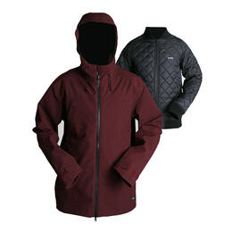 Ride Men's Elite 3-in-1 Ski Jacket