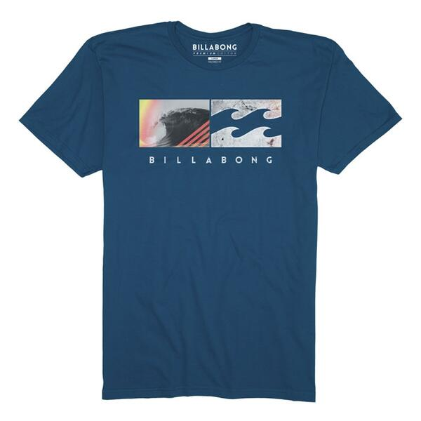 Billabong Men's Side By Side Tee