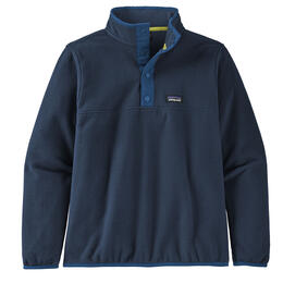 Patagonia Boy's Micro D® Snap-T® Fleece Pullover