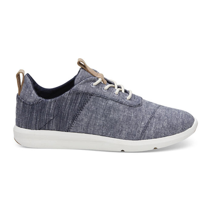 Toms Women's Cabrillo Casual Shoes Navy Cha